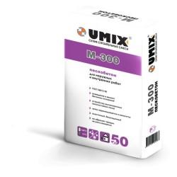 Пескобетон UMIX М-300