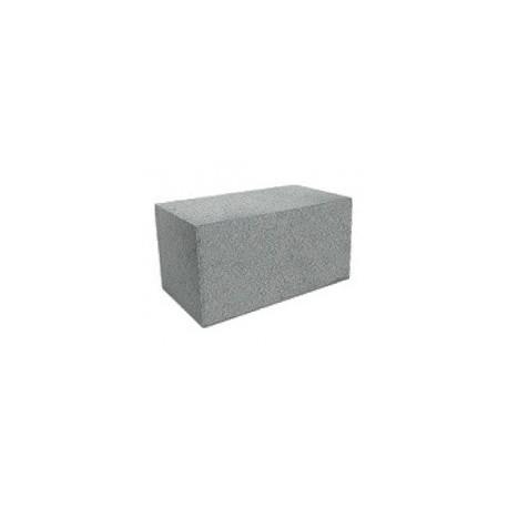 Блок пескоцементный полнотелый фундаментный