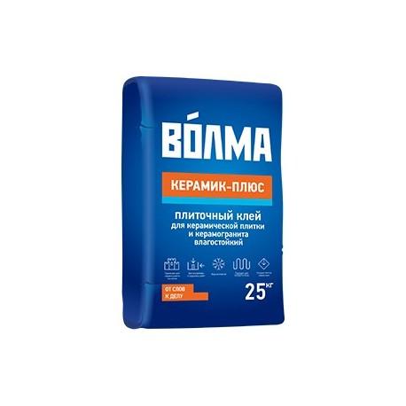 ВОЛМА Керамик-плюс клей плиточный (25кг)